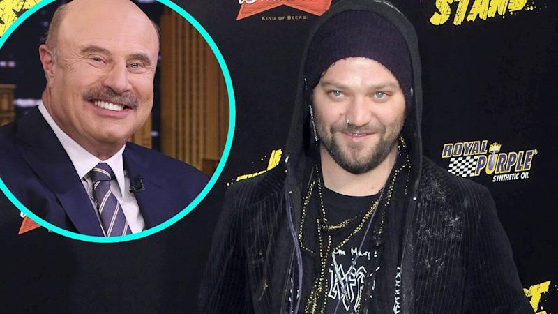 Bam Margera Meets With Dr. Phil After Asking for Help Amid Family Struggles