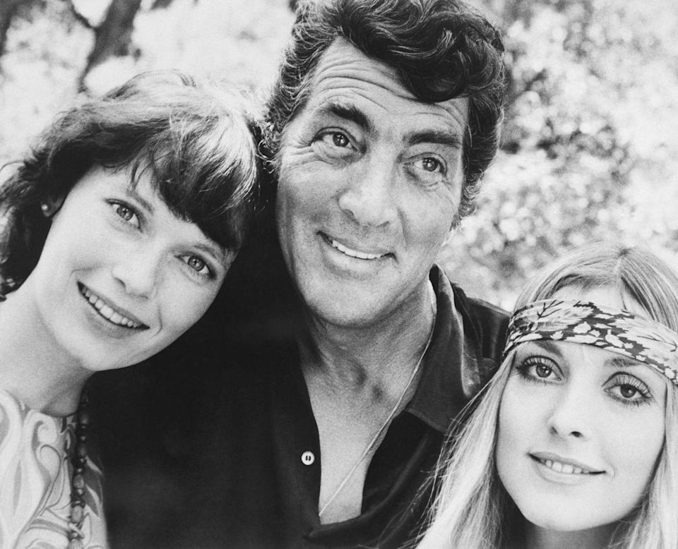 <p>Farrow was very familiar with her costars from <em>The Wrecking Crew, </em>as Dean Martin was close friends with her ex-husband, Frank Sinatra, and Sharon Tate was married to her <em>Rosemary's Baby </em>director, Roman Polanski.</p>