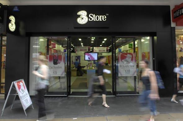 Mobile network Three's claim that it had made 0800 numbers free has been banned following a complaint that customers had to pay £5 a month to take advantage of the deal.
