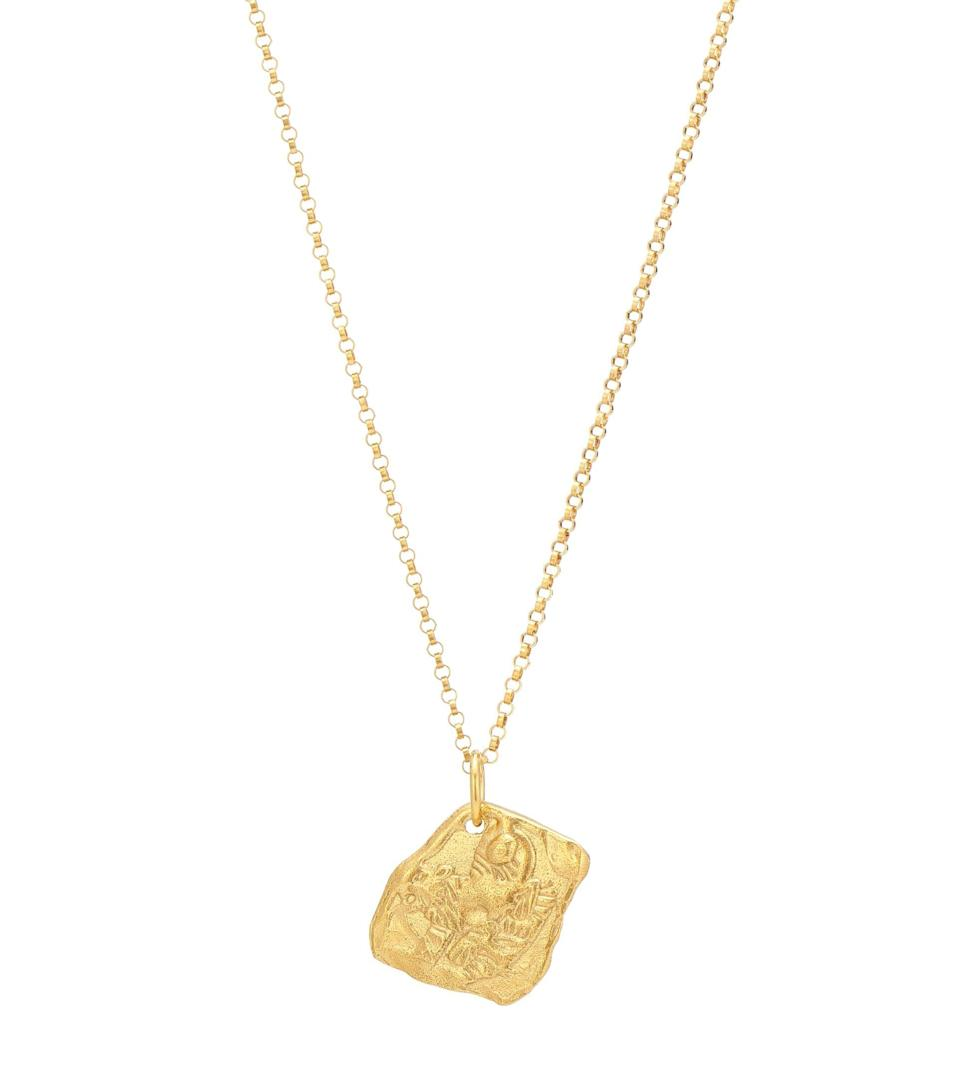 """<p><strong>Alighieri</strong></p><p>mytheresa.com</p><p><strong>$245.00</strong></p><p><a href=""""https://go.redirectingat.com?id=74968X1596630&url=https%3A%2F%2Fwww.mytheresa.com%2Fen-us%2Falighieri-collier-year-of-the-tiger-24kt-gold-plated-necklace-1445605.html&sref=https%3A%2F%2Fwww.harpersbazaar.com%2Ffashion%2Ftrends%2Fg34435299%2Fbest-custom-jewelry%2F"""" rel=""""nofollow noopener"""" target=""""_blank"""" data-ylk=""""slk:Shop Now"""" class=""""link rapid-noclick-resp"""">Shop Now</a></p><p>In celebration of the Chinese zodiac, industry favorite brand Alighieri brand created its 12 Modern Heirlooms collection, complete with gold-plated pendants pieces honoring each of the 12 animals in the Chinese zodiac cycle. <br></p>"""
