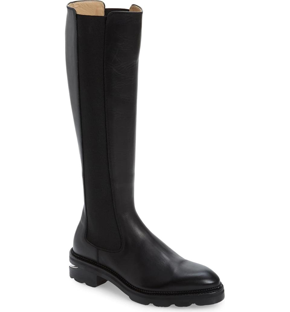 <p>These <span>Alexander Wang Andy Chelsea Riding Boots</span> ($995) are a modern take on a classic silhouette. We love that there are elements from lots of different style shoes, and they all come together perfectly.</p>
