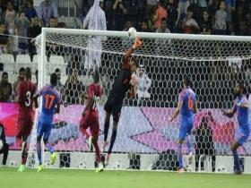 India hold Asian Champions Qatar to a draw in FIFA World Cup qualifier