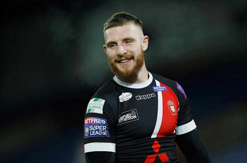 Jackson Hastings has warned that Salford Red Devils should not be written off