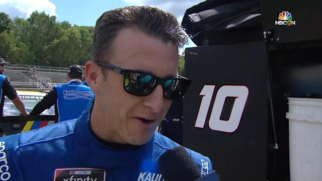 AJ Allmendinger on pole for NASCAR Xfiinity Series race at Road America