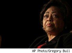 Shirley Sherrod, the former USDA official, plans to sue Andrew Breitbart