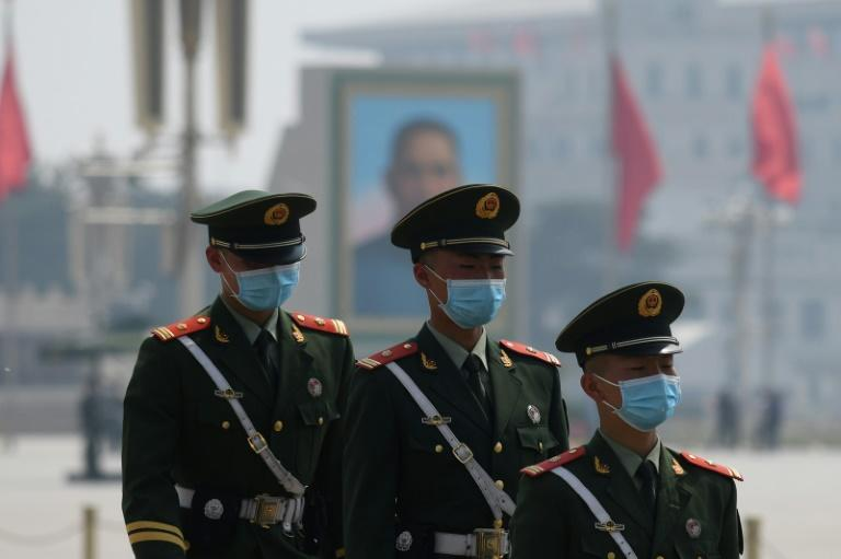 Thousands arrested for 'virus-related crimes' in China