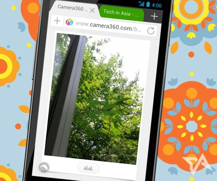 China-Made Camera360 App Gets Songful, Adds Audio to Your Photos