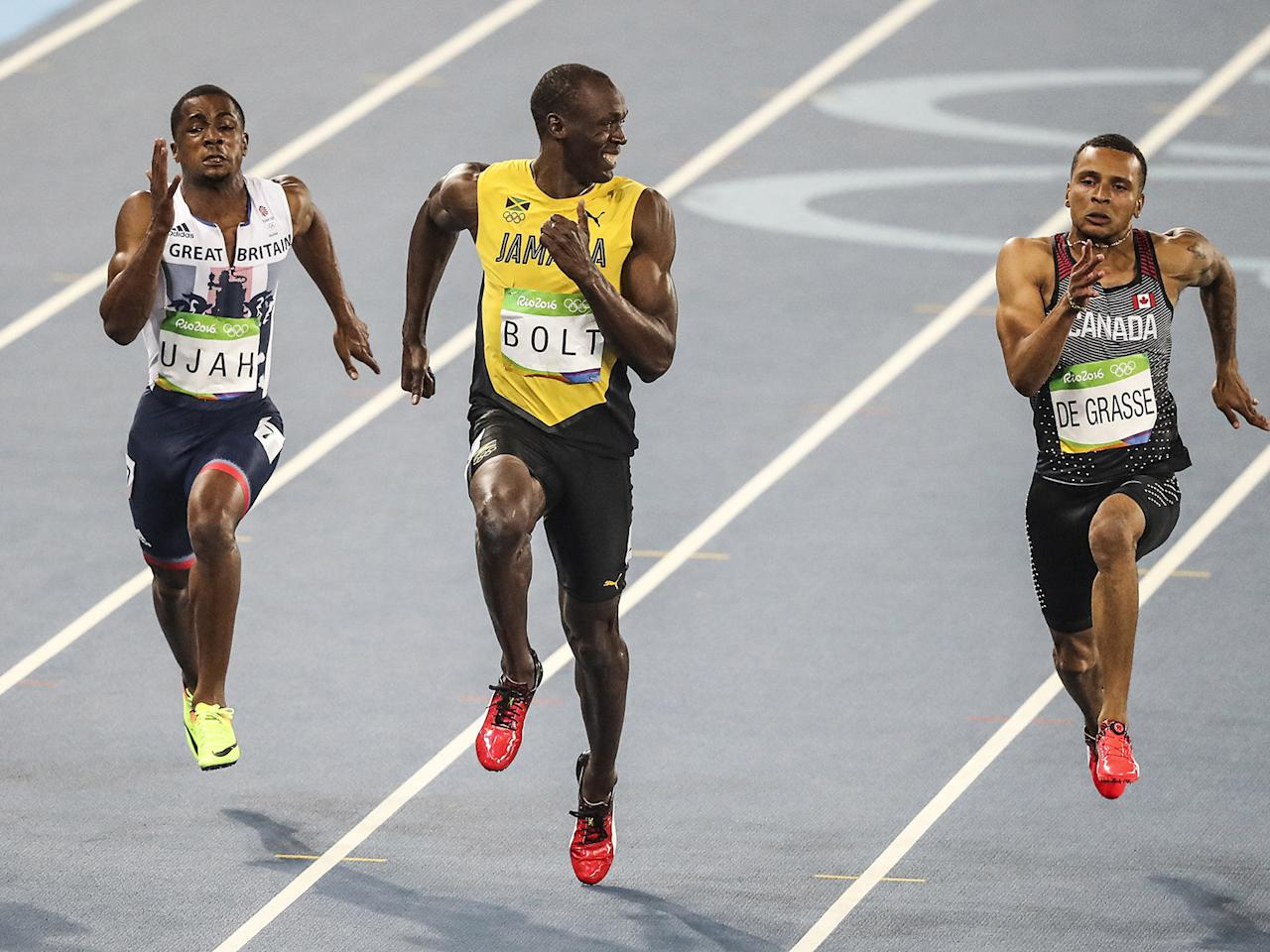 <p>On Saturday at the world championships of track and field in London, Usain Bolt will run what he has said repeatedly—for the better part of five years—will be the last individual race of his career, in the final of the 100 meters. He is expected to run on Jamaica's 4X100-meter relay a week later, which will be his final appearance on any track. And then he will be gone.</p><p>Probably. Let's get this out of the way right up here: I understand that there is cynicism about Bolt's retirement and a smirking assumption that he will unretire at some point. Sure. Maybe he will. He's only 30 years old (31 on Aug. 21) and there's still good money in being Bolt on the track. But I think there's a good chance this retirement will take. The usual reason: Bolt has never loved training and he can finally put that behind him. (He also doesn't love daylong photo shoots and many of the other duties required of millionaire celebrity athletes, although he's all about many of the other perks). A more tangible reason: He's older and slower—Bolt has run faster than 9.80 seconds in the 100 meters only twice since the 2012 Olympics, at the finals of the 2013 and '15 worlds. His winning time in Rio was 9.81. His untouchable world record of 9.58 is eight years old.</p><p></p><p>He has spent a decade or more managing chronic back issues. The job of being Bolt, while still lucrative, is more difficult. Even if he were to stick around, there's no guarantee that he will keep winning races. There's no guarantee that he will win Saturday (although the rest of the world hasn't torn up the 100 meters this year, either; Bolt's best is only 9.95, but the only sub 9.90 performance this year was a 9.82 by 21-year-old Christian Coleman of the U.S. two months ago at the NCAA Championship meet in Eugene. The withdrawal of Canadian Andre DeGrasse this week further weakened the field). Superman Bolt is done. It's hard to imagine him grinding out another year or two, or all the way to 2020, running in the 