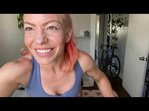 """<p>She's the <a href=""""https://www.womenshealthmag.com/uk/fitness/workouts/a34960412/apple-fitness-plus-review/"""" rel=""""nofollow noopener"""" target=""""_blank"""" data-ylk=""""slk:Apple Fitness+"""" class=""""link rapid-noclick-resp"""">Apple Fitness+</a> trainer with energy in abundance, as well as multiple workouts for wheelchair users. This Kym Perfetto special features strength and cardio exercises for a well-rounded seated workout. </p><p><a href=""""https://www.youtube.com/watch?v=Y1oroH-UJ54&ab_channel=KymPerfetto"""" rel=""""nofollow noopener"""" target=""""_blank"""" data-ylk=""""slk:See the original post on Youtube"""" class=""""link rapid-noclick-resp"""">See the original post on Youtube</a></p>"""