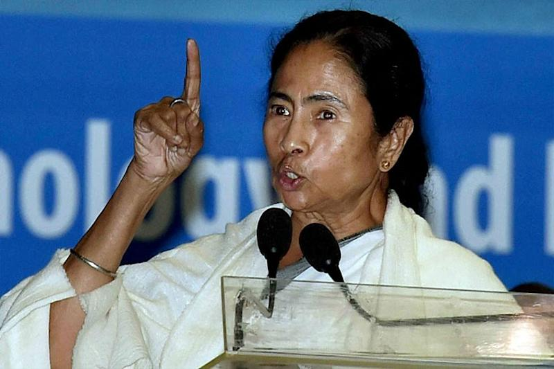 Political Circumstances Forcing Media to be Partial, Says Mamata Banerjee