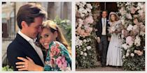 """<p>Princess Beatrice and Edoardo (""""Edo"""" as he's known to friends) Mapelli Mozzi <a href=""""https://www.townandcountrymag.com/society/tradition/a25307050/princess-beatrice-edoardo-mapelli-mozzi-relationship/"""" rel=""""nofollow noopener"""" target=""""_blank"""" data-ylk=""""slk:ran in the same circles for years before they began dating"""" class=""""link rapid-noclick-resp"""">ran in the same circles for years before they began dating</a>. From there, things moved quickly and they <a href=""""https://www.townandcountrymag.com/style/jewelry-and-watches/a29242412/princess-beatrice-engagement-ring/"""" rel=""""nofollow noopener"""" target=""""_blank"""" data-ylk=""""slk:announced their official engagement"""" class=""""link rapid-noclick-resp"""">announced their official engagement</a> with breathtaking photos taken by Beatrice's always-supportive sister, Princess Eugenie. Beatrice and Edoardo were originally set to get married in London on May 29, 2020 (with a reception in the Buckingham Palace gardens), but the ongoing coronavirus pandemic put their plans on pause. Instead, the royal couple held a small, <a href=""""https://www.townandcountrymag.com/society/tradition/a29242832/princess-beatrice-edoardo-mapelli-mozzi-wedding/"""" rel=""""nofollow noopener"""" target=""""_blank"""" data-ylk=""""slk:intimate wedding ceremony"""" class=""""link rapid-noclick-resp"""">intimate wedding ceremony</a> at the Royal Chapel of All Saints at Royal Lodge in July of that year. Now, in the latest round of sweetly exciting news, they have <a href=""""https://www.townandcountrymag.com/society/tradition/a37332625/princess-beatrice-gives-birth-royal-baby-2021/"""" rel=""""nofollow noopener"""" target=""""_blank"""" data-ylk=""""slk:welcomed their first child together—a baby girl."""" class=""""link rapid-noclick-resp"""">welcomed their first child together—a baby girl.</a> In celebration of their recent addition, we're taking a look back at photos of Beatrice and Edo's cutest moments.<br></p>"""