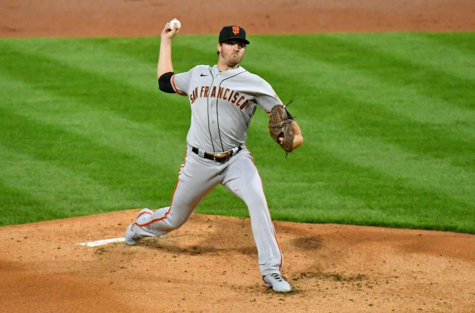 Kevin Gausman has a 2.14 ERA through five starts.