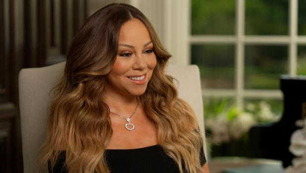 Singer and songwriter Mariah Carey. / Credit: CBS News