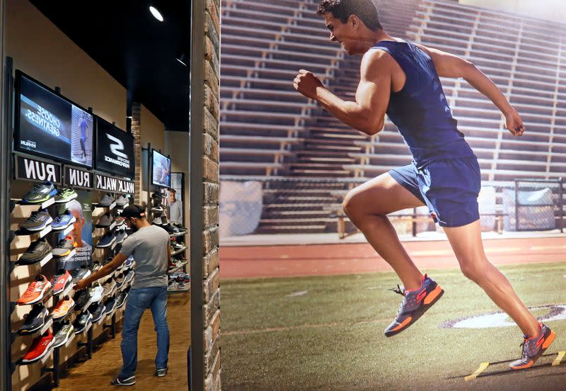 Skechers' 'cool' value gives it room to run like Nike - Barron's