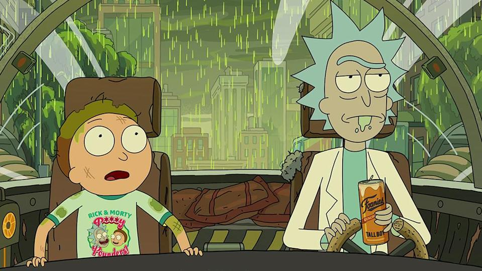 Rick and Morty Merch