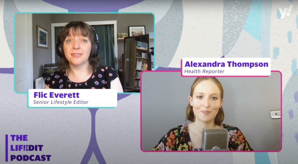 Flic and Alexandra discuss antibiotic resistance and separate fact from fiction