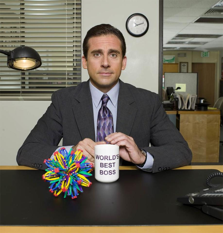 "2007 Emmy Awards: <a href=""/steve-carell/contributor/241664"">Steve Carell</a> nominated for Best Actor (Comedy) for his role as Michael Scott on <a href=""/office/show/36001"">The Office</a>."