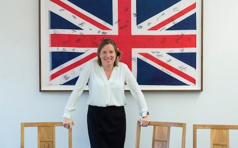 Tracey Crouch MP - Credit: Geoff Pugh for the Telegraph/Geoff Pugh for the Telegraph