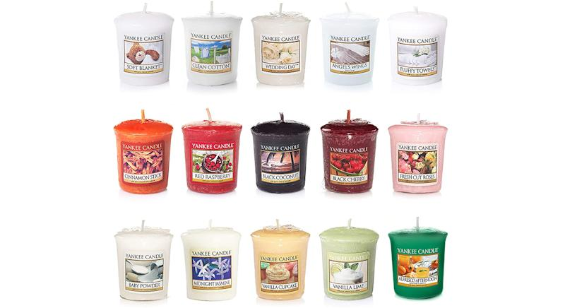 Yankee Candle Votive Value Bundle