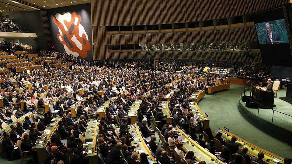Main themes for 2021's UN Assembly meeting