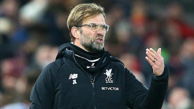Big moment: Jürgen Klopp braces himself for Liverpool's game in Porto in the Champions League