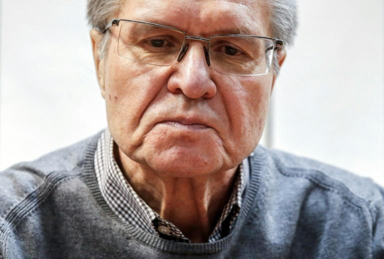 """Former Russian economy minister Alexei Ulyukayev has called the bribery case against him  a """"monstrous and cruel provocation"""""""