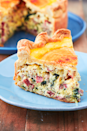 "<p>This celebratory quiche is meant for Good Friday, but we'll be making it year round. It's that good!</p><p>Get the recipe from <a href=""https://www.delish.com/cooking/recipe-ideas/a26966442/pizza-rustica-italian-easter-pie-recipe/"" rel=""nofollow noopener"" target=""_blank"" data-ylk=""slk:Delish"" class=""link rapid-noclick-resp"">Delish</a>.</p>"