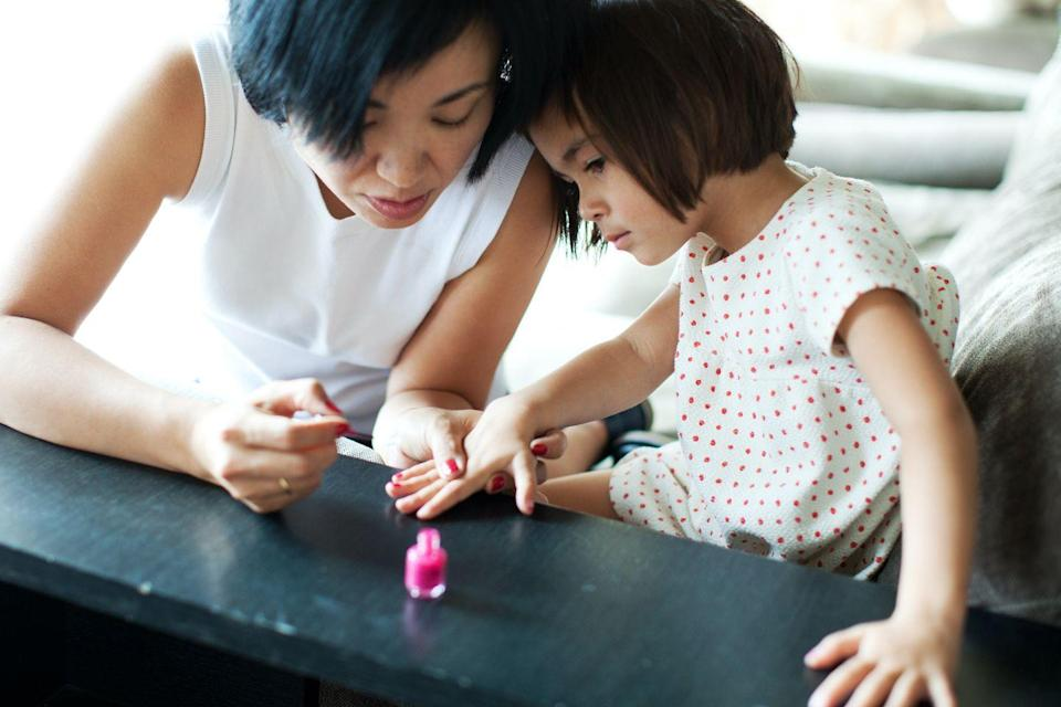 <p>If Mom hasn't been able to visit the nail salon in the past year due to the pandemic, she'll definitely appreciate a makeshift at-home nail salon. Brush up on the latest manicure tips and tricks, select some of your mom's favorite nail polishes, then treat mom to a manicure and a fresh coat of paint. </p>