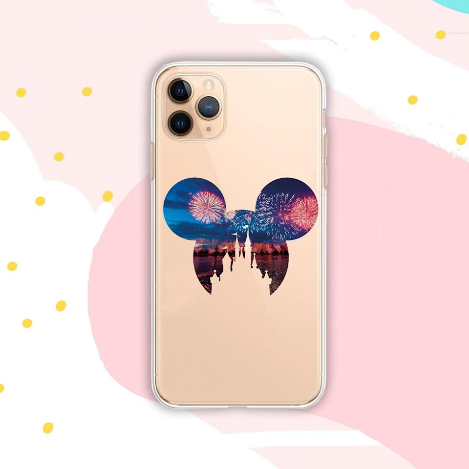 <p>Show your love for the most happiest place on earth with this <span>Disney World Mickey Ears Case</span> ($14, and up).</p>