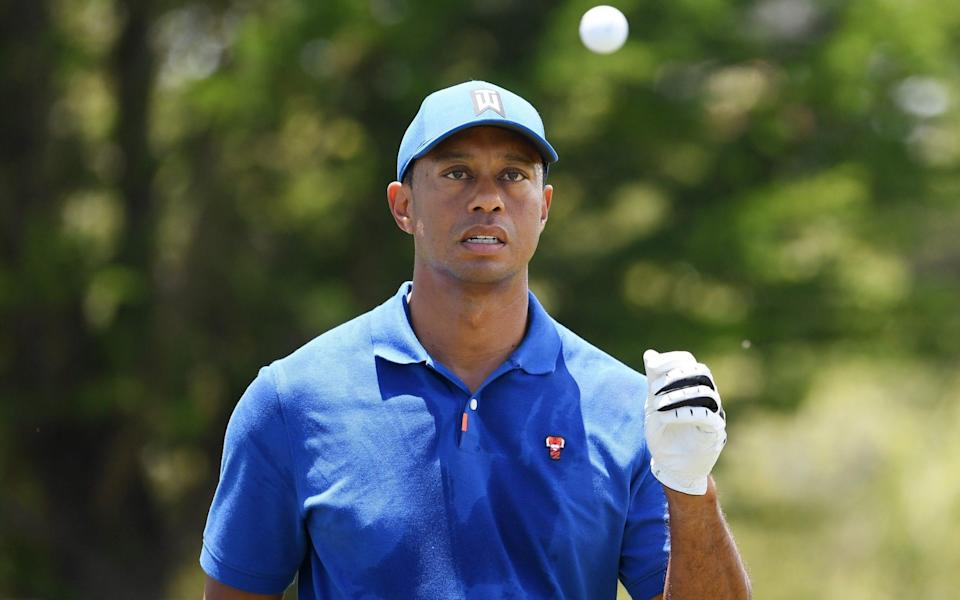 Tiger Woods is one of the favourites for this week's US Open - Getty Images North America