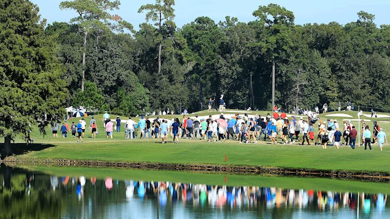 PGA Tour's Houston Open to allow limited number of fans