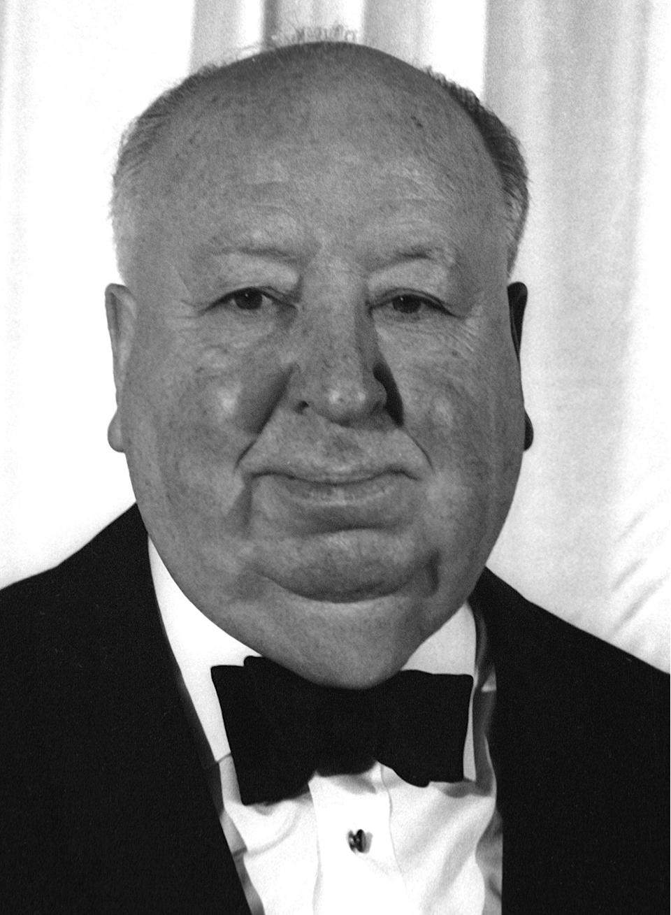 <p>Director Alfred Hitchcock won the Cecil B. DeMille Award in 1972.</p>