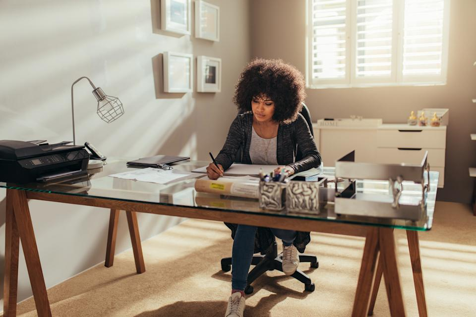 Estimating your taxes might be daunting for those who don't have a strong accounting background. You can hire a CPA or use tax software to help keep track of your financials. (Photo: Getty)