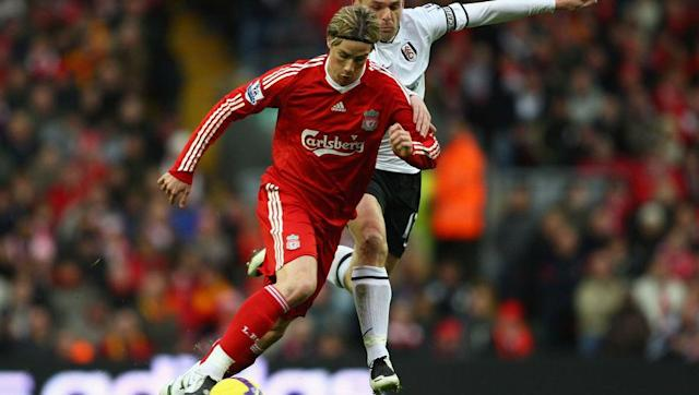 "<p>It's hard to remember all the way back to not only when Fernando Torres was good, but when he was world class. His debut season for <a href=""http://www.90min.com/teams/liverpool?view_source=incontent_links&view_medium=incontent"" rel=""nofollow noopener"" target=""_blank"" data-ylk=""slk:Liverpool"" class=""link rapid-noclick-resp"">Liverpool</a> in the 2007/08 campaign was something else.</p> <br><p>Before the £50m deadline day move that quite honestly ruined his career, the Spaniard was different gravy.</p> <br><p>In his first term at Anfield, he became the Premier League's highest scoring foreign player in their debut season with 24 goals - one more than Manchester United legend Ruud van Nistelrooy in his first year. He also finished joint second place for the league's golden boot that season, and continued his fine form into the rest of 2008, picking up the European <a href=""http://www.90min.com/leagues/championship?view_source=incontent_links&view_medium=incontent"" rel=""nofollow noopener"" target=""_blank"" data-ylk=""slk:Championship"" class=""link rapid-noclick-resp"">Championship</a> with Spain along the way.</p> <br><p>Imagine Fernando Torres having won the Ballon d'Or.</p>"