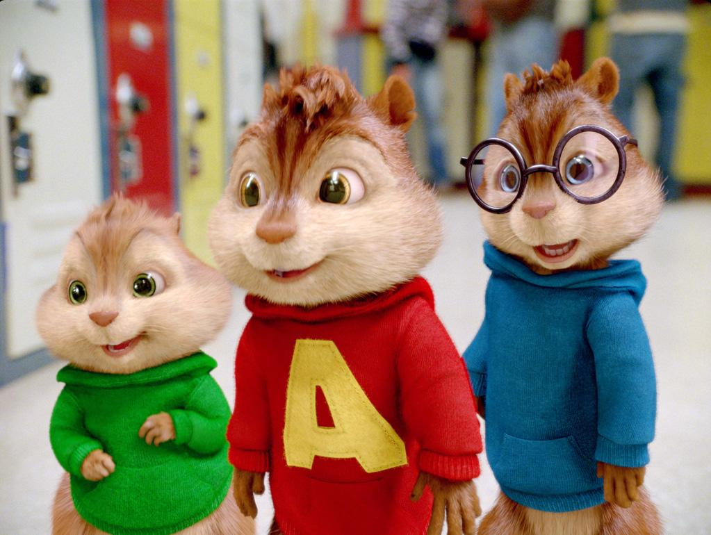 """ALVIN AND THE CHIPMUNKS- $566,028,876  <br><br><a href=""""http://movies.yahoo.com/movie/alvin-and-the-chipmunks-the-squeakquel/"""">Alvin And The Chipmunks: The Squeakquel </a>(2009) -- $219,614,612 <br><span><a href=""""http://movies.yahoo.com/movie/alvin-and-the-chipmunks-the-chipmunk-adventure/"""">Alvin And The Chipmunks</a> </span>(2007) -- $ 217,326,974 <br><a href=""""http://movies.yahoo.com/movie/alvin-and-the-chipmunks-chipwrecked-2011/"""">Alvin And The Chipmunks: Chipwrecked</a> (2011) -- $129,087,240"""