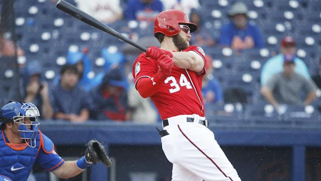 Some big names are moving up and down fantasy baseball draft boards as we get closer to the start of the season.
