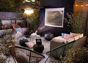 """<p>Host a magical movie screening from the comfort of your own home this summer. From projectors (£399.99) to popcorn bowls (£3.49), Aldi has everything you need to create your own spectacular outdoor cinema space.</p><p><a class=""""link rapid-noclick-resp"""" href=""""https://www.aldi.co.uk/c/specialbuys/garden-shop"""" rel=""""nofollow noopener"""" target=""""_blank"""" data-ylk=""""slk:SHOP NOW"""">SHOP NOW</a></p>"""