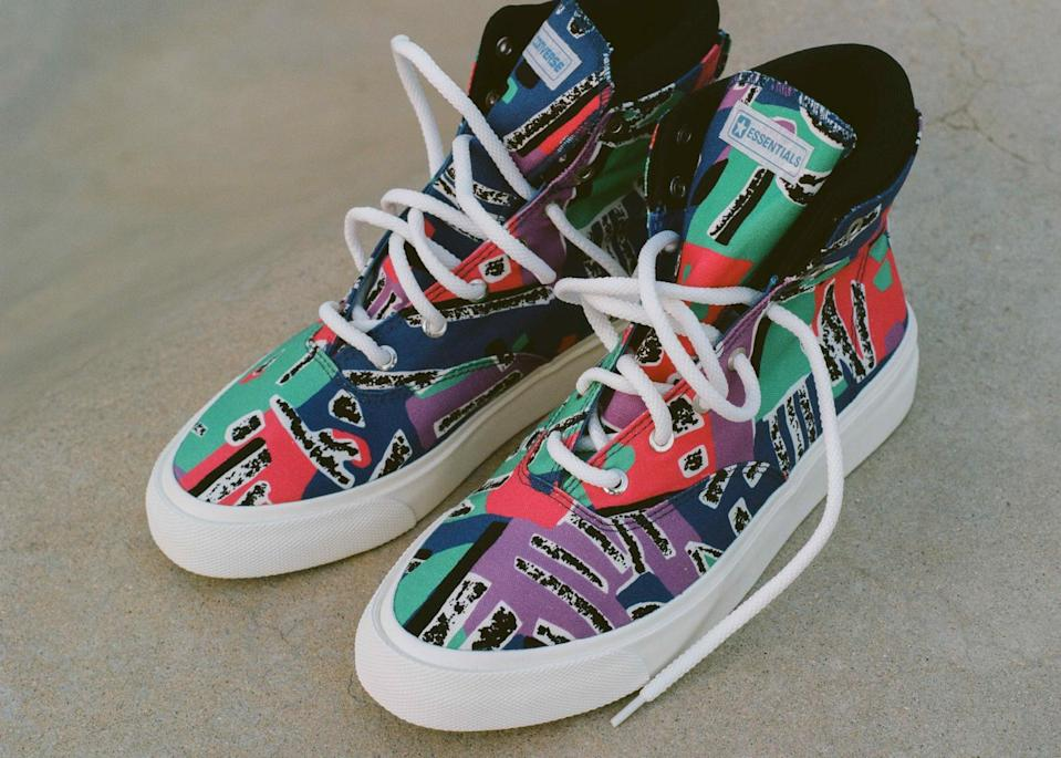 ventana suspicaz camuflaje  Converse & Jerry Lorenzo Give an '80s Twist to a Sneaker Style That's 110  Years Old