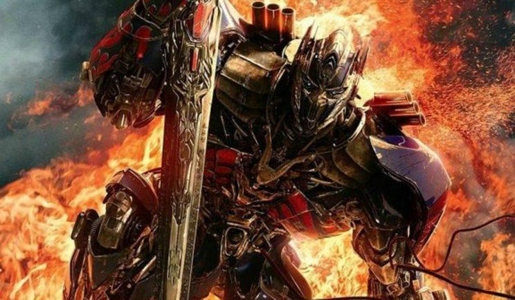 Transformers: The Last Knight is a whopping 149 minutes - Credit: Paramount