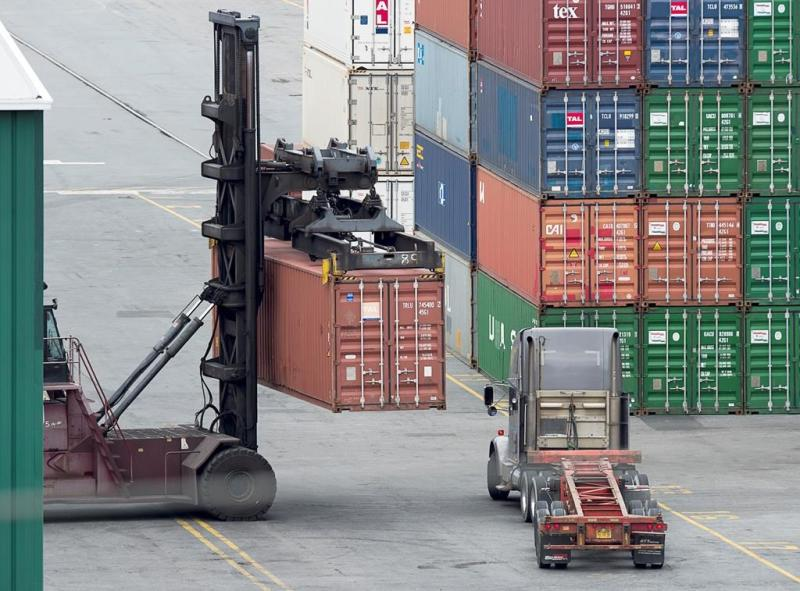 Canada's merchandise trade deficit increases sharply to $3.2B in June: StatCan