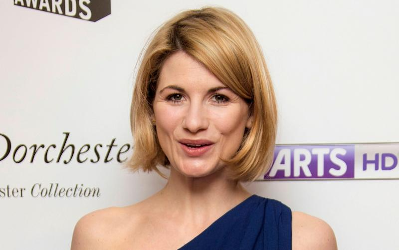 Jodie Whittaker was revealed on Sunday as the 13th Dr Who - Joel Ryan/Invision/AP