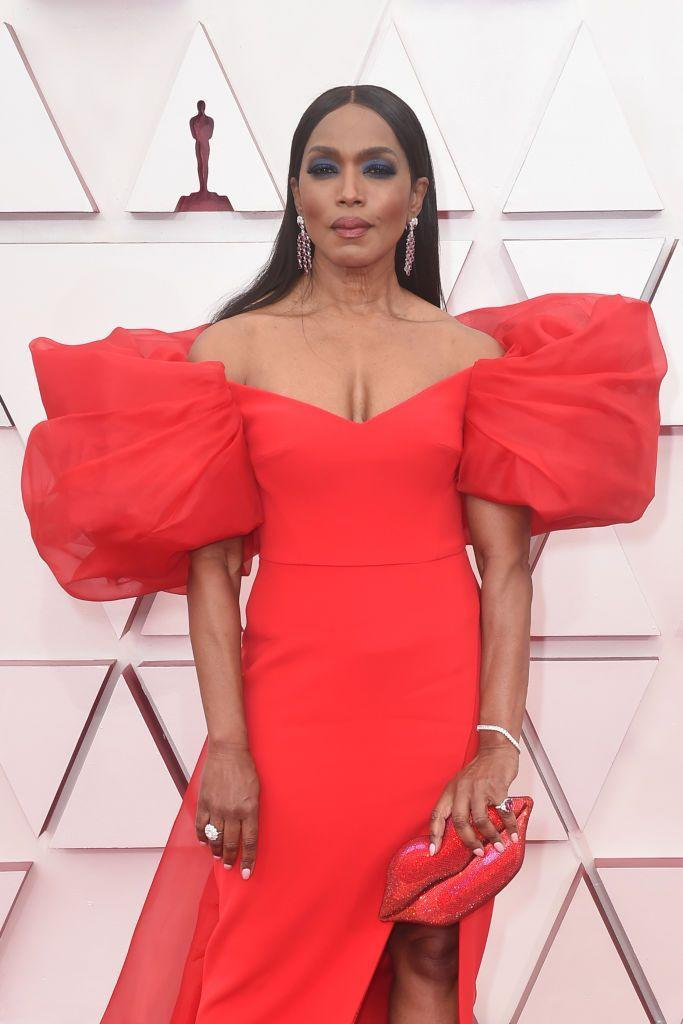 """<p>On Angela Basset's 60th birthday, <a href=""""https://www.purewow.com/news/angela-bassett-60-birthday"""" rel=""""nofollow noopener"""" target=""""_blank"""" data-ylk=""""slk:she posted a bikini photo to Instagram"""" class=""""link rapid-noclick-resp"""">she posted a bikini photo to Instagram</a> with the caption, """"Happy Birthday to all my Leo brothers and sisters. Let's eat cake!"""" Leo. Icon.</p>"""