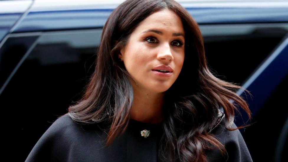 The BBC has been labelled racist by Meghan Markle's fans as part of an upcoming comedy segment. Photo: Getty Images