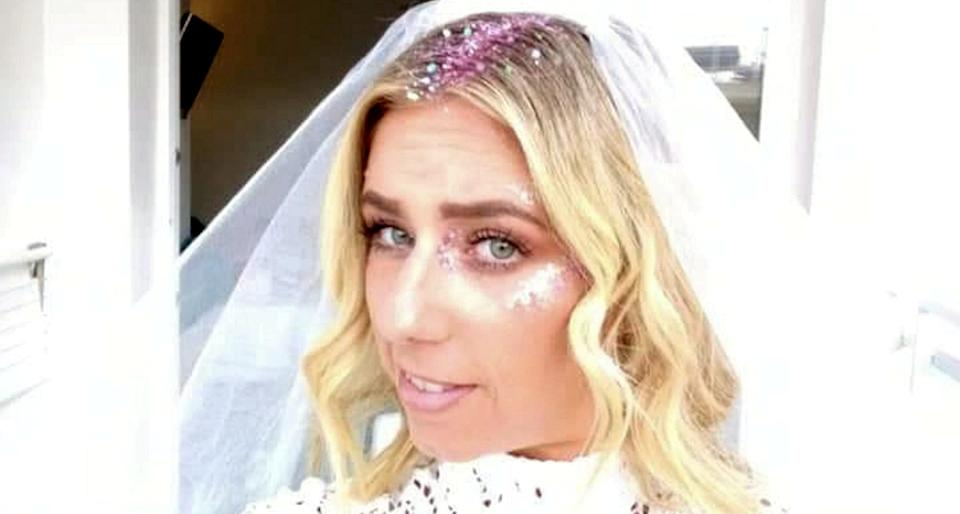 A bride-to-be has who has faced a series of bad luck during wedding planning has now had her big day cancelled by coronavirus [Image: SWNS]