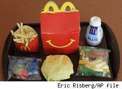 McDonald's Happy Meal Clobbers Critics With Kindness