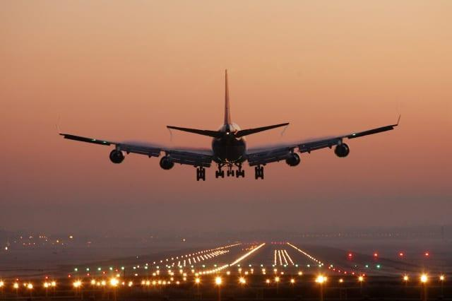 Gatwick Airport halts all flights after reports of drones over runway