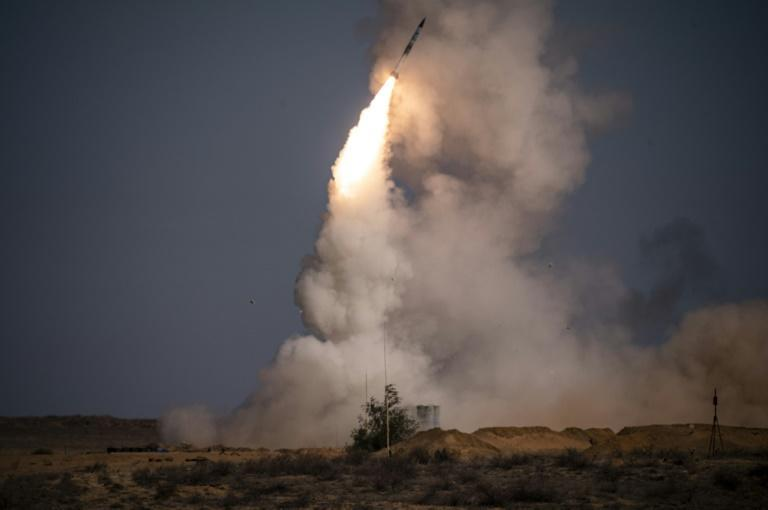 New weaponry includes the S-400 missile system