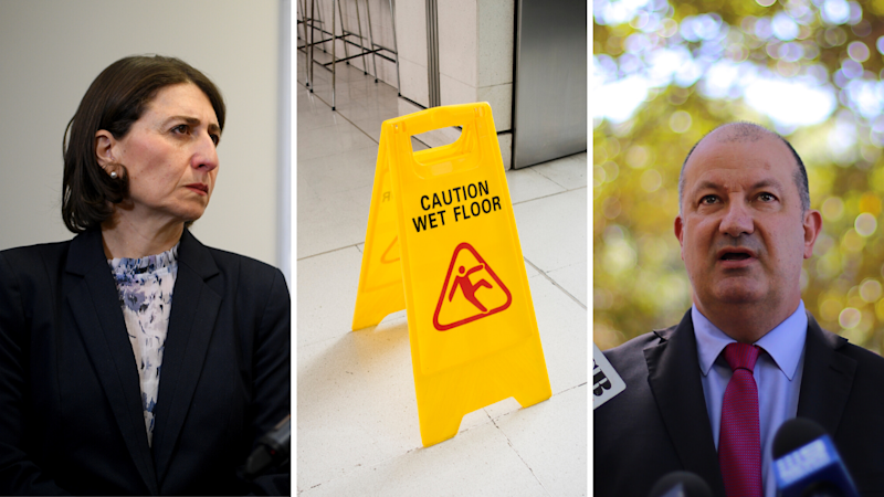 "Unions NSW has raised ""extremely concerning"" falls in workplace safety standards. (Source: AAP, Getty)"