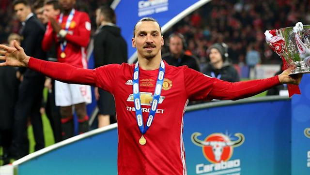 <p>It's not surprising to see the Swedish enigma in a list of this sort, with even those who despise United tempted to put the striker's name on the back of a shirt. Zlatan will once again grace the Premier League this season, after signing a contract extension.</p>