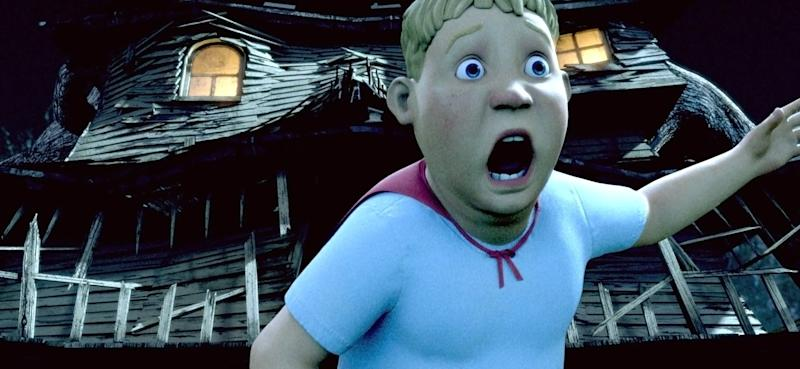 MONSTER HOUSE, Chowder, 2006, (c)Sony Pictures/courtesy Everett Collection.